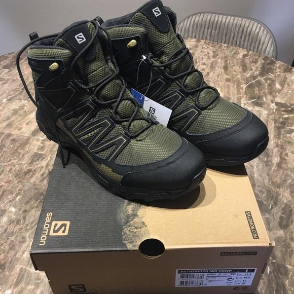 0ac99e97 Salomon Pathfinder Boots